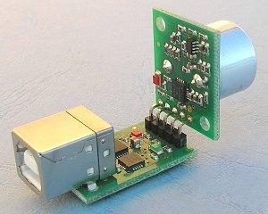 Using the SRF02 Ultrasonic Ranger with Python (pyserial) - Michael